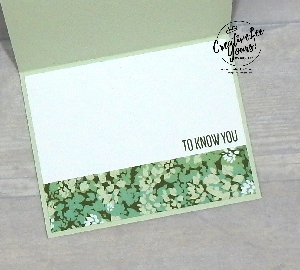 Blessed Watercolor Flowers by wendy lee, Stampin Up, #creativeleeyours, creatively yours, stamping, paper crafting, handmade, , patternpaper, SU, SUO, creative-lee yours, DIY, fellowship, paper crafts, spring, flowers, video, watercoloring, friend, celebration, to a wild rose stamp set, wild rose dies, FMN, Forget me Not, card club, live paper crafting, stitched shapes dies, ,#onlinecardclasses,#technique ,#techniques