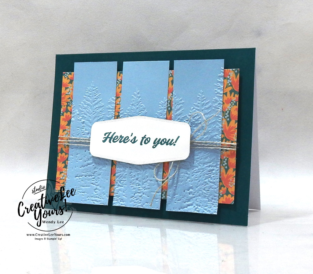 Heres to you by Wendy Lee, March 2021 Paper Pumpkin Kit, Here's to you, free gift,stencil set, stampin up, handmade cards, rubber stamps, stamping, kit, subscription, #creativeleeyours, creatively yours, creative-lee yours, celebration, smile, thank you, hope, sorry, birthday, thinking of you, love, congrats, lucky, feel better, sympathy, get well, grateful, comfort, encouragement, love, anniversary, wedding, majestic, mountain, landscapes, bonus tutorial, fast & easy, DIY, #simplestamping, card kit, subscription, craft kit,