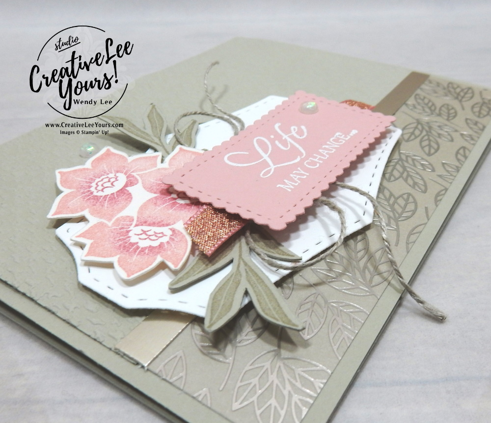 Tranquil Thoughts Collage by Wendy Lee, #creativeleeyours , #stampinup , #su , #stampinupdemonstrator , #cardmaking, #handmadecard, #rubberstamps, #stamping, #DIY, #papercrafts , #papercraft , #papercrafting , #papercraftingsupplies, #papercraftingisfun, #papercraftingideas, #makeacardsendacard ,#makeacardchangealife , hello, friend, birthday, sympathy, support, technique, techniques, multicolor stamping, tranquil thoughts stamp set, love you always, collage card
