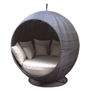 swing chair dragon mart posture support seat cushion creative living outdoor furniture and home decor in middle east apple daybed mix brown