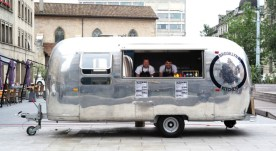For burger, taco, and burrito lovers... I heart that retro truck!