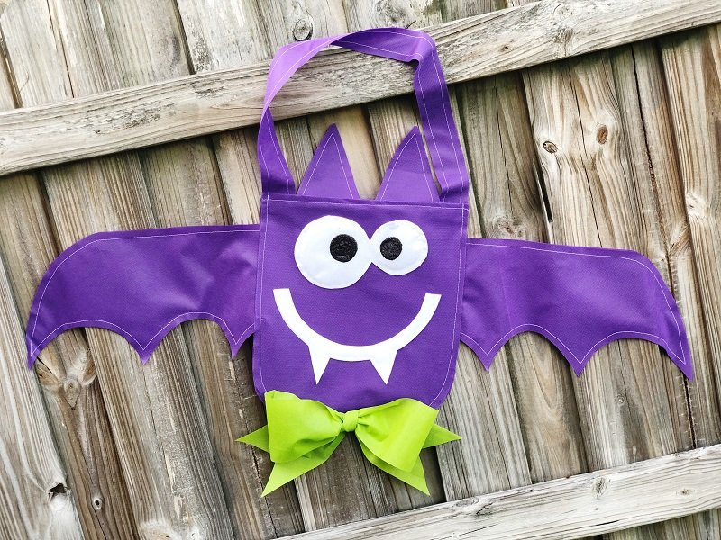 Creatively Beth Create a bow for Nick the Bat from Kiwi Oly*Fun
