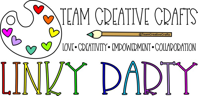 Team Creative Crafts Liny Party Creatively Beth Bella Crafts Publishing Laura Kelly Designs #teamcreativecrafts