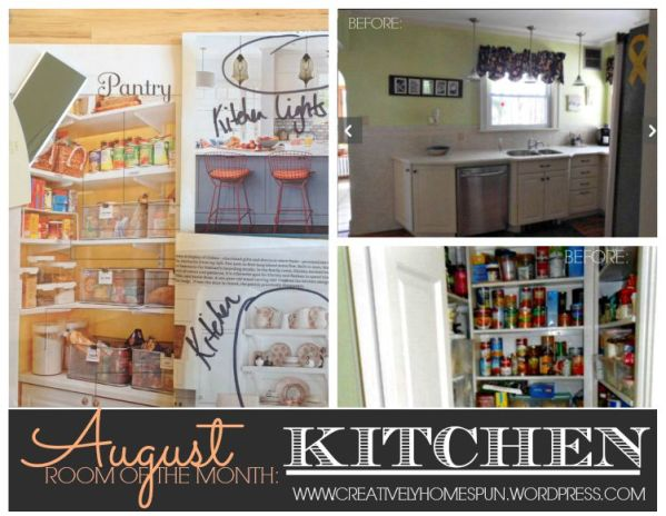 August Room of the Month: KITCHEN #TheKendigsNewDigs #Kitchen #DIY #Reno #RoomOfTheMonth