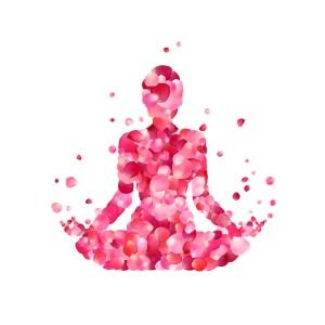 rose petal yogi