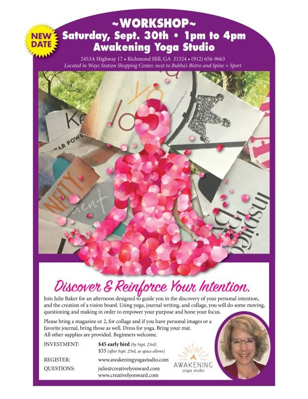 Sept 30th Workshop Flyer