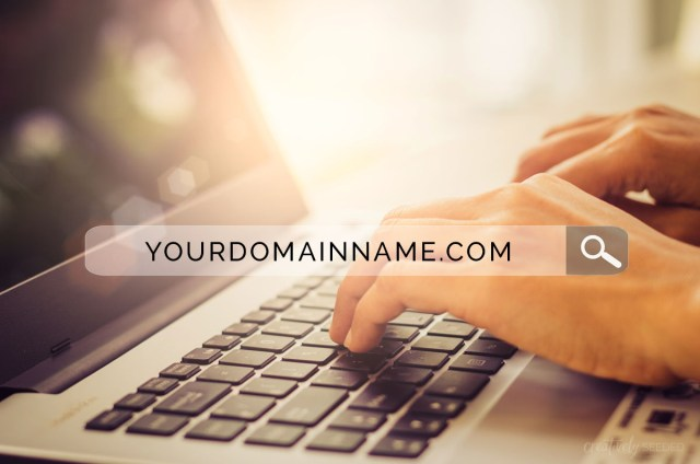 how to pick a good website url
