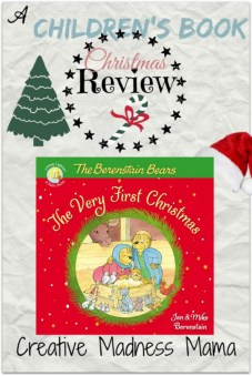 Children's Christmas book The Berenstain Bears Very First Christmas