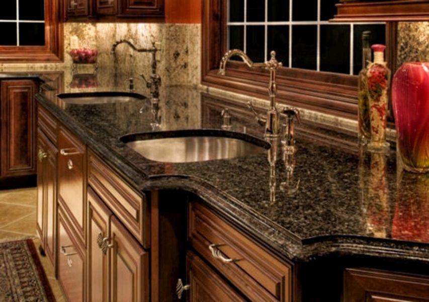 granite kitchen counters pendant lighting for island ideas countertops quartz ottawa gallery
