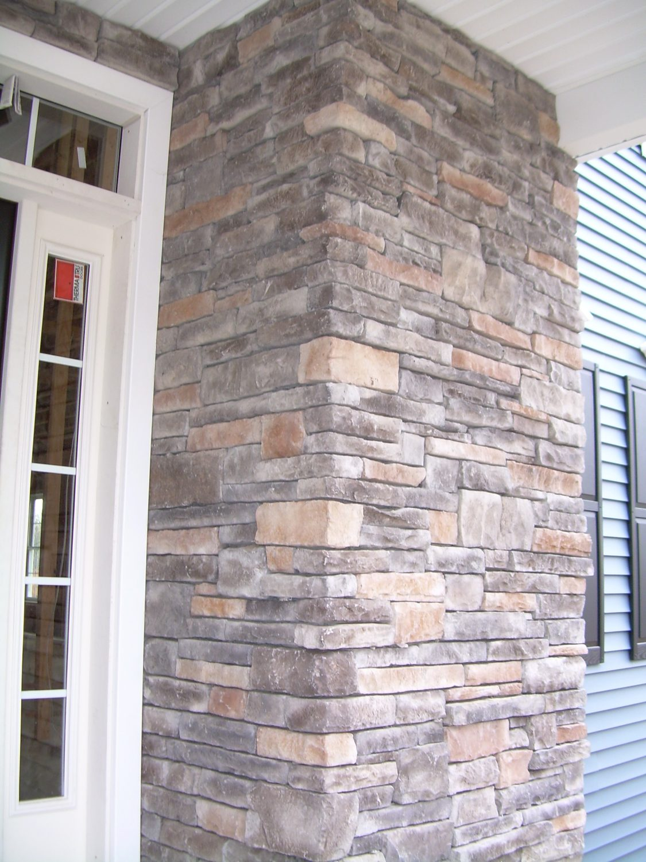 StoneBluestone Masonry  Creative Masonry  Chimney