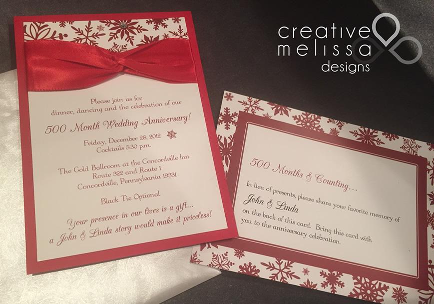 No Gifts Please Invitation Wording Creative Melissa Designs
