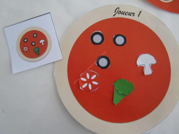 Le petit pizzaïolo par Creativemumandco