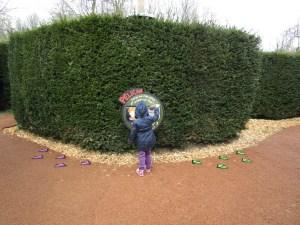 Thoiry Grand Labyrinthe