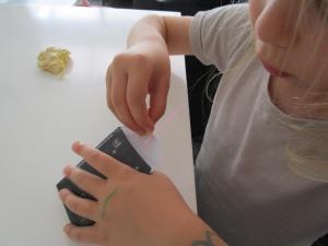 DIY: faire ses sachets de graines maison avec les enfants