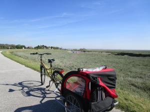 A vélo en Baie de Somme