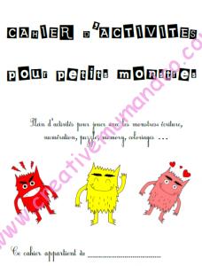La Couleur Des Sentiments Livre Pdf : couleur, sentiments, livre, Cahier, D'activités, Couleur, émotions