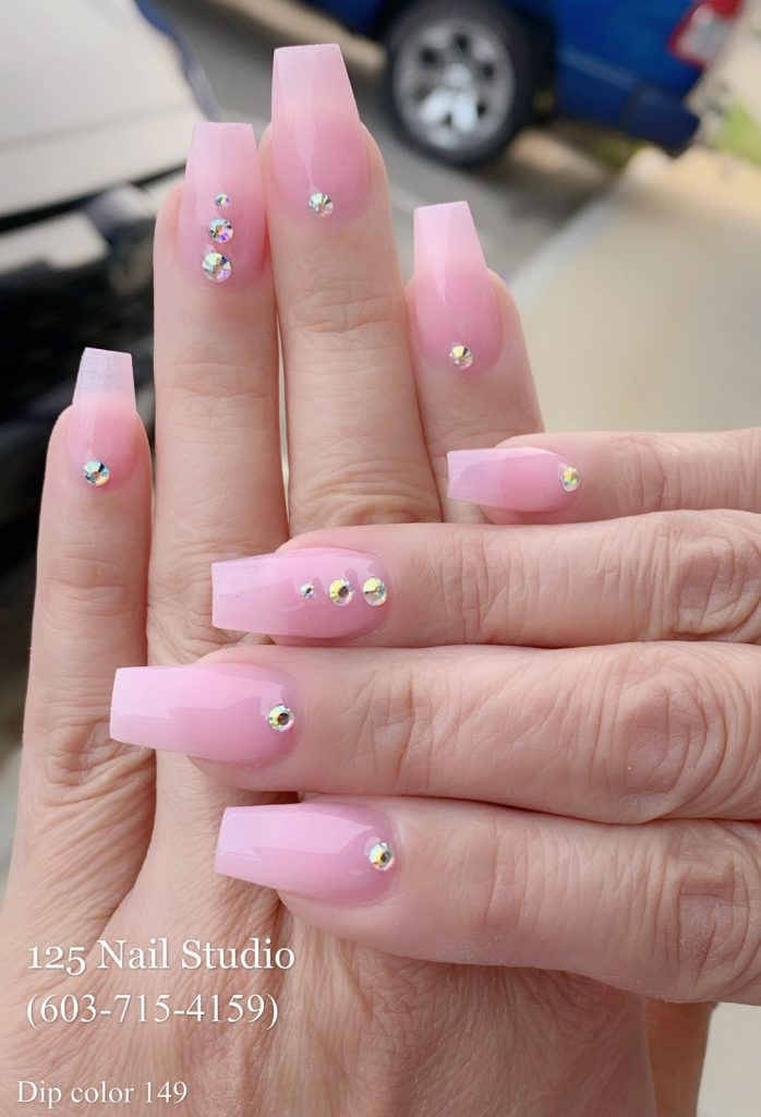 Nail Salon Epping Nh : salon, epping, Those, Girls, Really, Their, Manicure, Simple, Chic,, Further, Creative, Nails, World