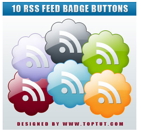 rss-feed-badge-buttons
