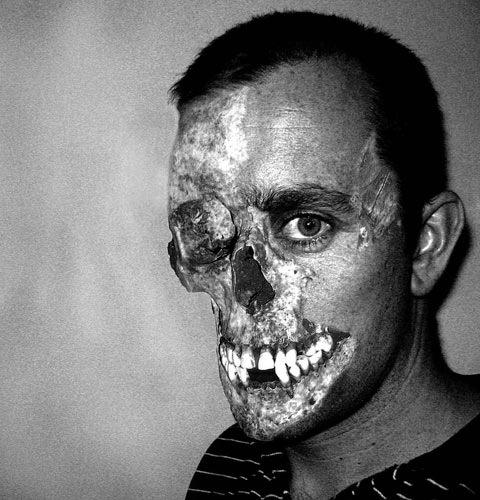 zombie-skull