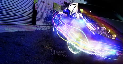 light-car