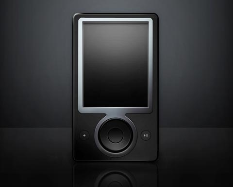 zune-mp3-player