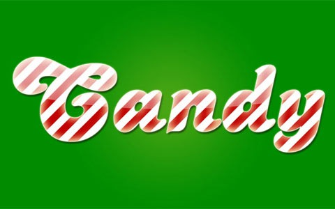 candy-text-effect