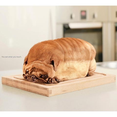 lion-bread