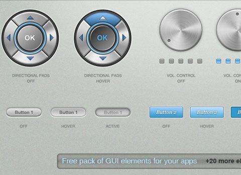 music-gui-elements