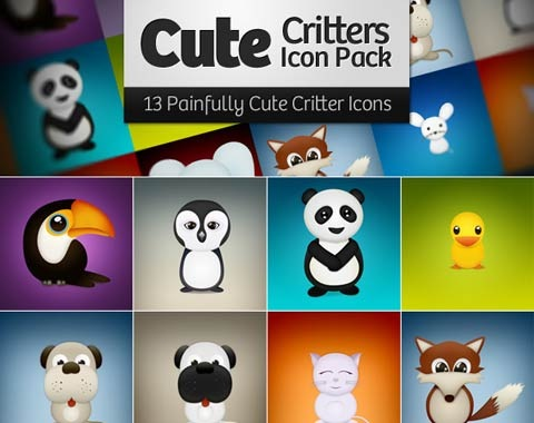 cute-critter-icon-pack