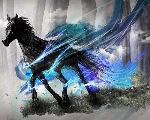 horse-design