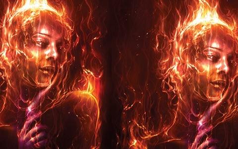fire-women