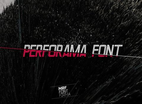 pefoma-font
