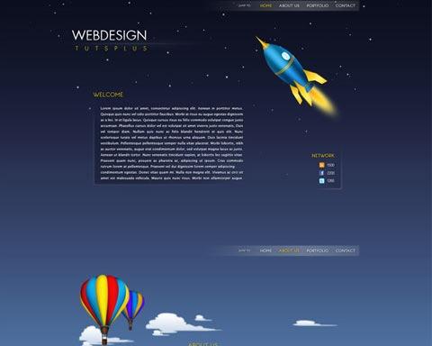 rocket-webdesign