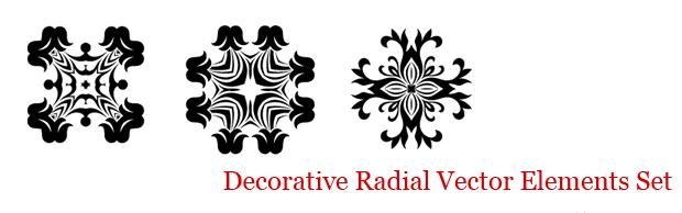 banner-decorative-vector-set