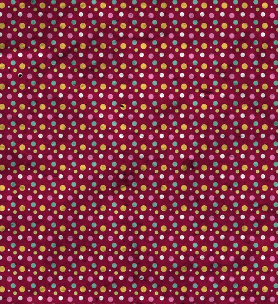 red-polka-texture
