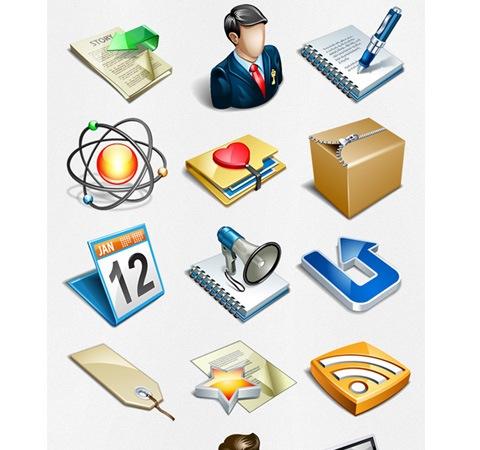 blogger-icons