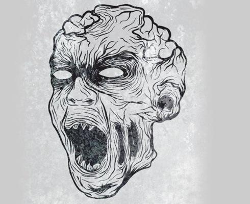 handrawn-skull