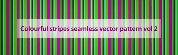 colorful-green-stripes-banner