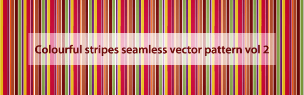 colorful-stripes-pattern-banner