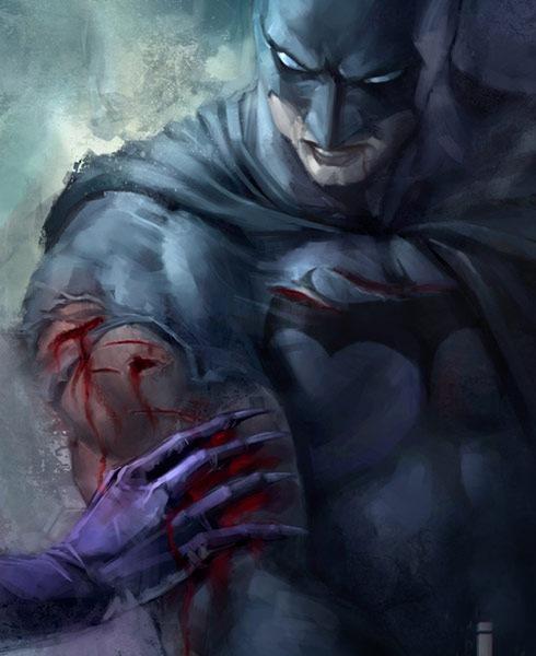 batman-watercolor