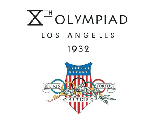 olympic-1932-logo-design