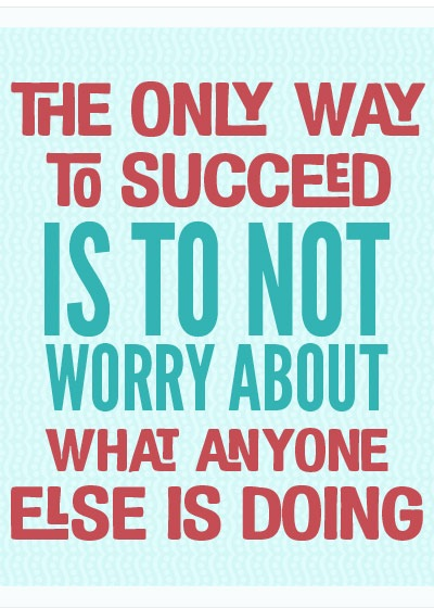 only-way-to-succeed
