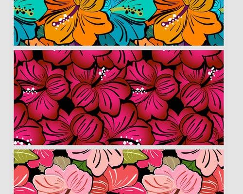 flowery-pattern