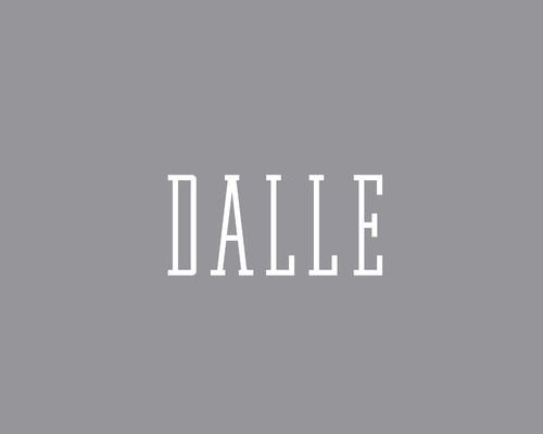 dalle-free-font