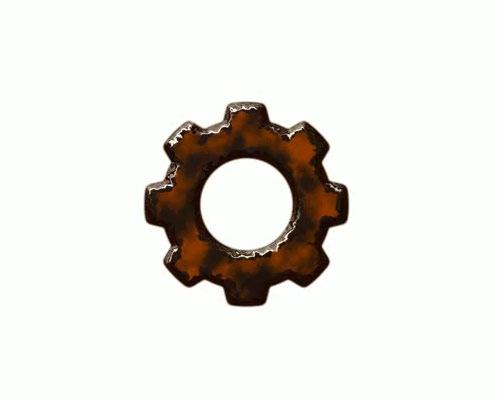 rusty-gear