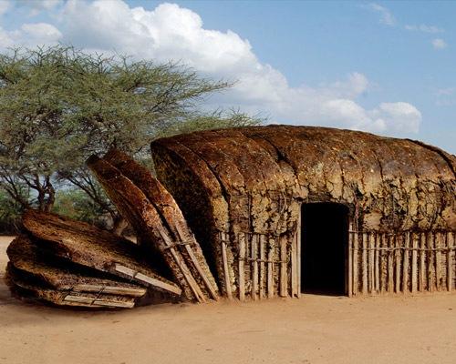 africian-bread-hut