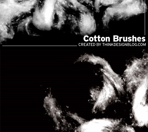 cotton-brushes