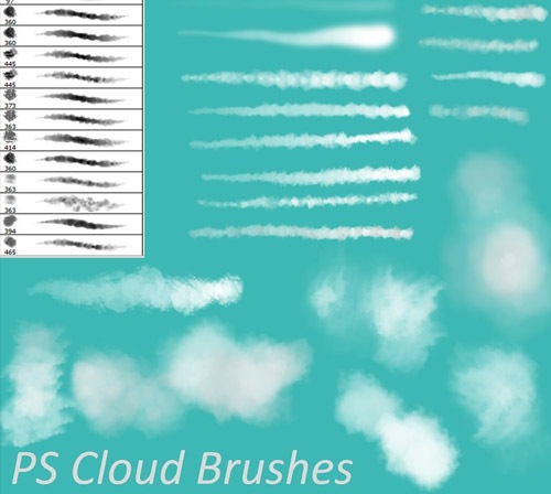 pscloud-brushes