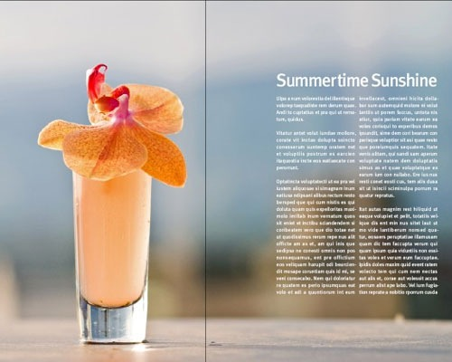 summer-time--sunshine-magazine-indesign-tutorial