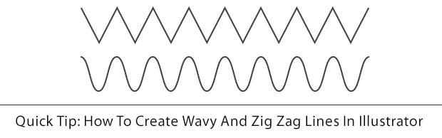 how-to-create-zig-zag-line
